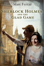 Sherlock Holmes and the Glad Game 1600x2400 (Ebook)